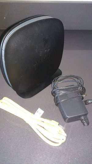 Belkin Wireless router wifi for Sale in La Crosse, WI