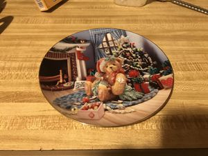 Precious moments plate for Sale in Ashville, OH
