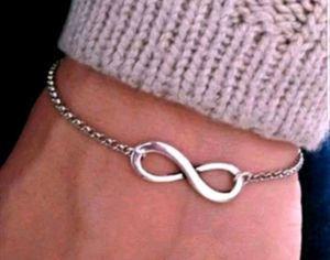 $5 brand new silver plated adjustable infinity bracelet for Sale in Manchester, MO