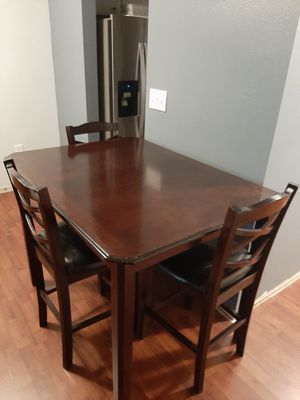 Cafe style dining table for Sale in PT CHARLOTTE, FL