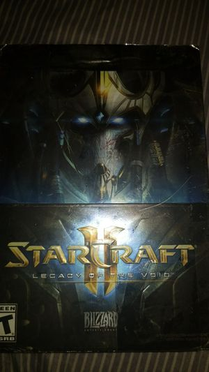 Starcraft 2 Legacy Of The Void (PC Game) for Sale in Los Angeles, CA