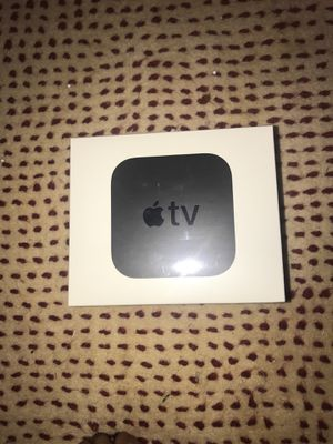 Apple TV NEW! Never opened for Sale in Canton, MI
