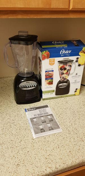Blender Oster for Sale in Moreno Valley, CA