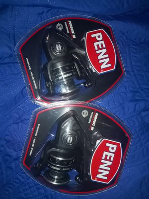 Brand new Penn pursuit lll spinners trade for lures or tackle for Sale in El Cajon, CA