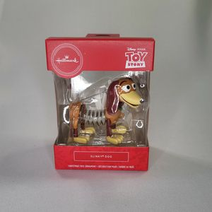 Hallmark Disney Pixar Toy Story Slinky Dog Ornament for Sale in Lantana, FL