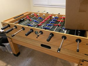 Foos Multi-Game Table for Sale in Portland, OR