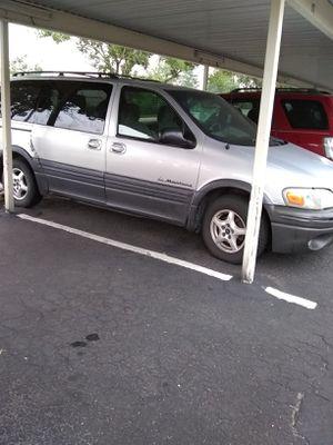 2003 minivan for Sale in Colorado Springs, CO