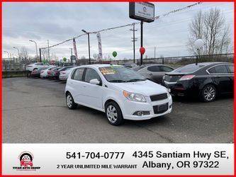 2011 Chevrolet Aveo for Sale in Albany,  OR