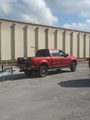 2001 ford f150 4 door 4x4 for Sale in Fort Meade, FL