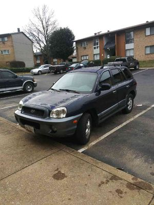 Hyundai santa fe for Sale in Forest Heights, MD