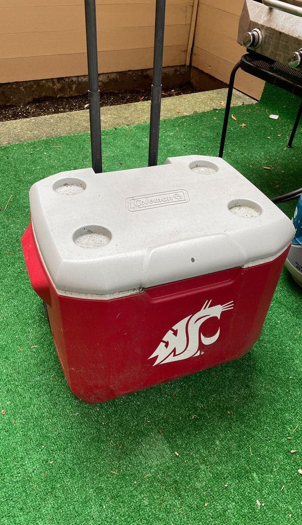 Costco WSU cooler