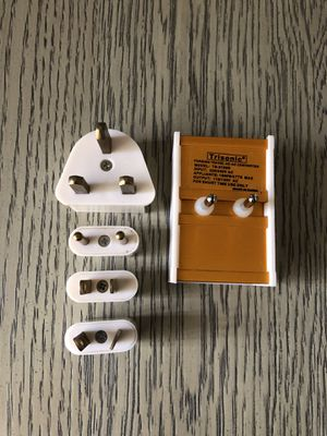 International travel adapter and converter for Sale in Los Angeles, CA