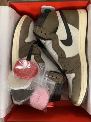 Travis Scott Jordan 1's for Sale in Los Angeles, CA