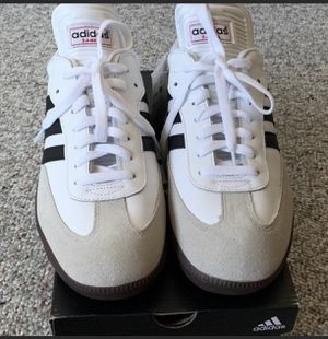 adidas Men's Samba Classic size 12 for Sale in New Hradec, ND