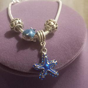 Ocean Bracelet With Charm for Sale in Fort Belvoir, VA