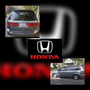 MINIVAN FOR $ALE: (2003) HONDA ODYSSEY [EX] w/ 150k miles. Stow-n-Go. for Sale in Silver Spring, MD