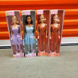 Barbie Ballerina Lot Take One Or all for Sale in Glendale, AZ