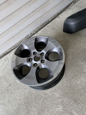 Stock jk Jeep Wrangler 18 inch wheels for Sale in Grove City, OH