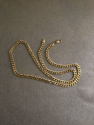 14 k chain for Sale in Silver Spring, MD