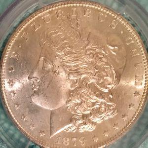 1879 S Morgan Silver Dollar for Sale in Laurel, MD