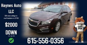 2015 Chevrolet Cruze for Sale in Murfreesboro, TN