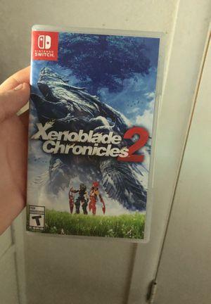 Xenoblade chronicles 2 for Sale in Phoenix, AZ