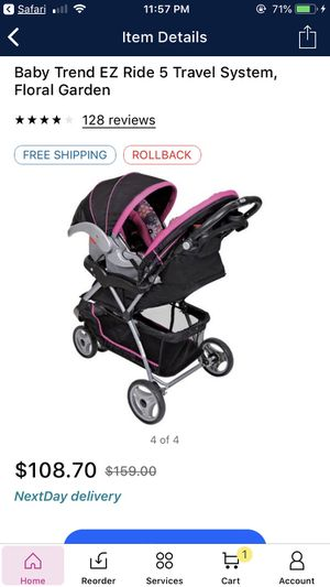 Stroller and car seat for Sale in West Palm Beach, FL