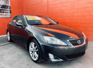 -2007-Lexus-IS250-FULLY LOADED-EZ CREDIT- for Sale in Culver City, CA