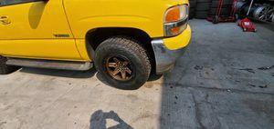 Offroad wheels, tacoma rims, tundra rims, Silverado rims, sierra rims, Tahoe rims, f150 rims, RAM rims, Jeep rims for Sale in Anaheim, CA