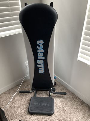 Total Gym Platinum Plus w/8 Attachments & 4 DVDs for Sale in North Salt Lake, UT