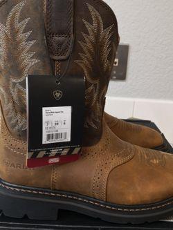 Bran New Ariat Steel Toe Work Boots Size 7 for Sale in Riverside,  CA