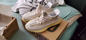 Adidas yeezy 350 v2 natural size 9 for Sale in Haines City, FL