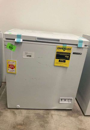 Thomson 5.0 Chest Freezer 🥶 TFrf520-D-SM MZ9 for Sale in Los Angeles, CA