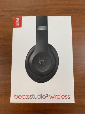 Beats Studio 3 Wireless Headphones. for Sale in Spring, TX