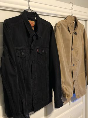 2 Levis Jackets for Sale in Chino, CA