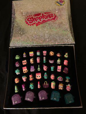Shopkins Rare Exclusive Set of 42 for Sale in Manassas, VA