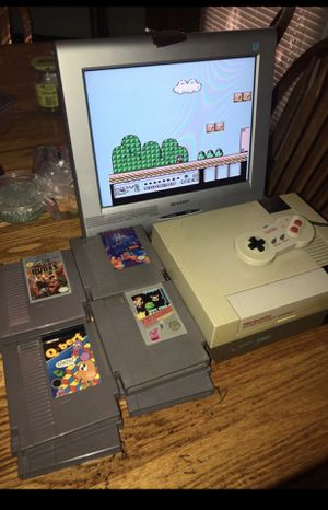 Nintendo NES Classic Original for Sale in Phoenix, AZ