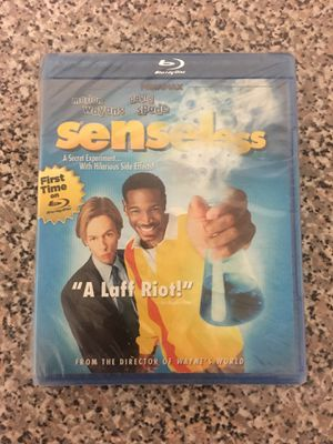 """Senseless"" on BluRay (Rare Miramax Release) (unopened) for Sale in Alexandria, VA"