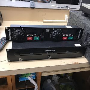 Numark DJ Equipment CD Player And Controller for Sale in Whittier, CA