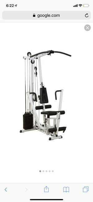 Body solid EXM 1500 for Sale in Chicago, IL