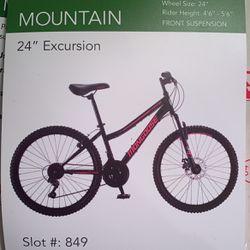 """24"""" Mountain Bike for Sale in Reston,  VA"""