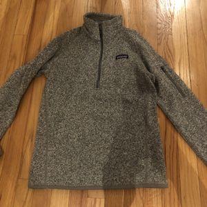 Patagonia Gray Quarter Zip for Sale in Barrington, IL