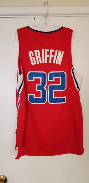 Blake Griffin LA Clippers Medium Stitched Jersey in Good Condition! for Sale in Braintree, MA
