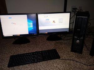 Dual Desktop for Sale in Oak Ridge, NC