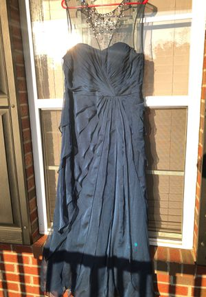 Navy blue prom dress for Sale in Fayetteville, NC