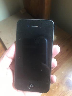 Iphone 4 , unlocked for Sale in Seattle, WA