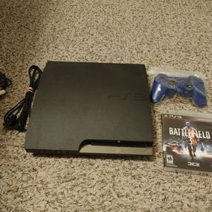Ps3 Slim Excellent Condition for Sale in Garland, TX