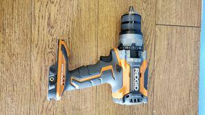 RIDGID 18-Volt OCTANE Cordless Brushless 1/2 in. Hammer Drill/Driver for Sale in Hesperia, CA