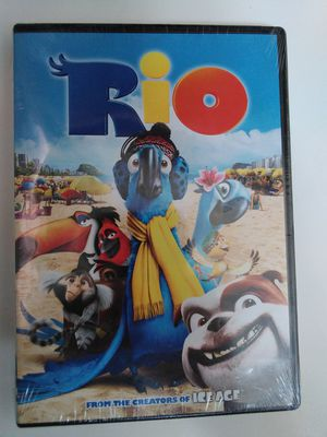 New: DVD~ Rio for Sale in Eugene, OR