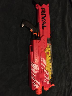 Nerf Rival MXVII-10K gun for Sale in Chicago, IL